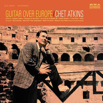 Atkins ,Chet - Guitar Over Europe ( Ltd 180gr )